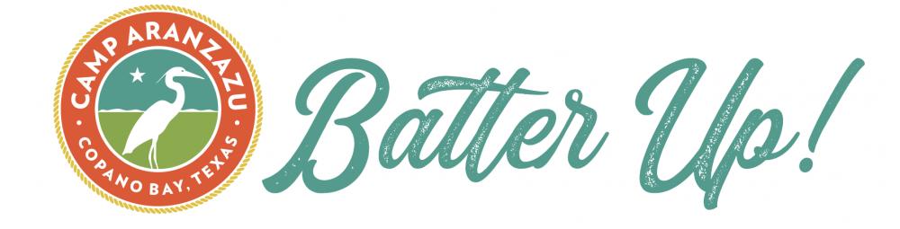 Batter Up banner