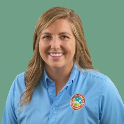 Amelia Haslam, Camp Director