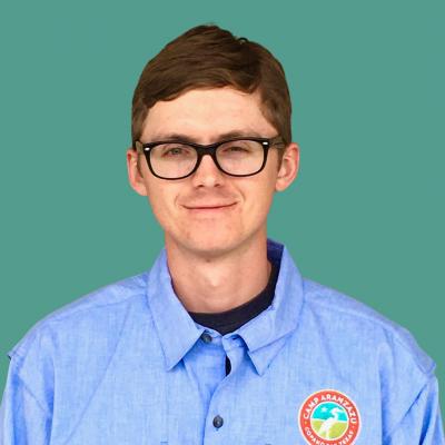Carson White, Facilities Supervisor, Headshot