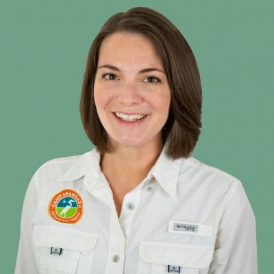 Kate Plouvier, Development Director