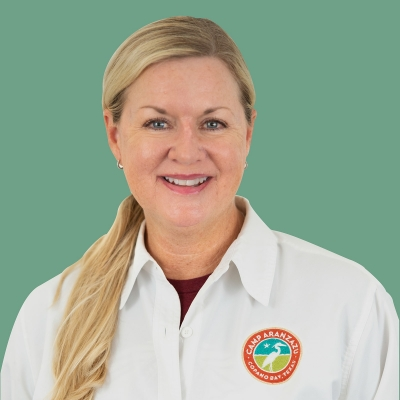 Paige White, Receptionist