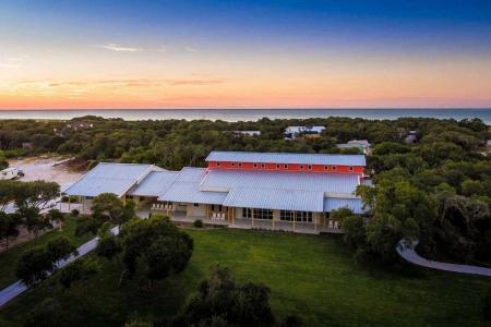 Camp Aranzazu Aerial Dining Hall