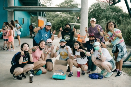 Camping Partner: EFCST; Photo by: Jennise Burgos Photography